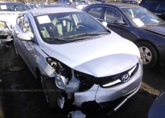 Inventory #620984362 2012 Hyundai ELANTRA