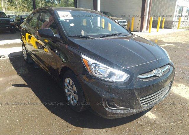 Inventory #386623337 2017 Hyundai ACCENT
