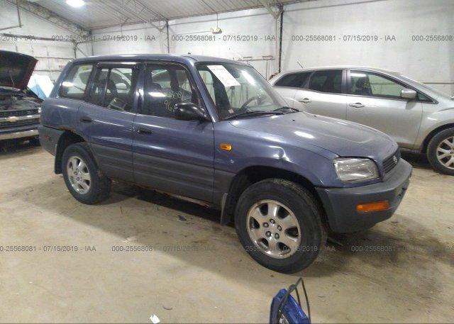 Inventory #743131798 1996 Toyota RAV4