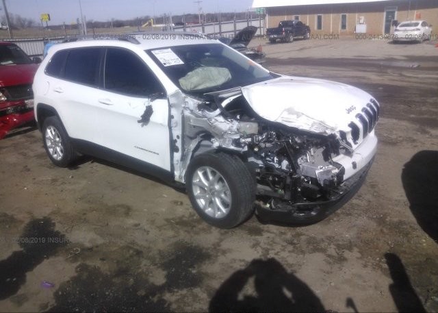 Inventory #557639306 2018 JEEP CHEROKEE