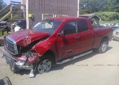 2012 Toyota TUNDRA - 5TFUM5F15CX030691 Right View