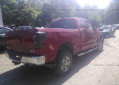2012 Toyota TUNDRA - 5TFUM5F15CX030691 rear view