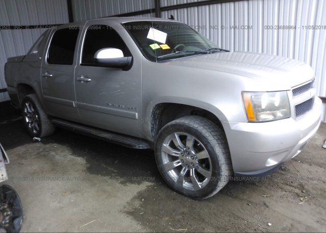 Inventory #899654262 2008 Chevrolet AVALANCHE