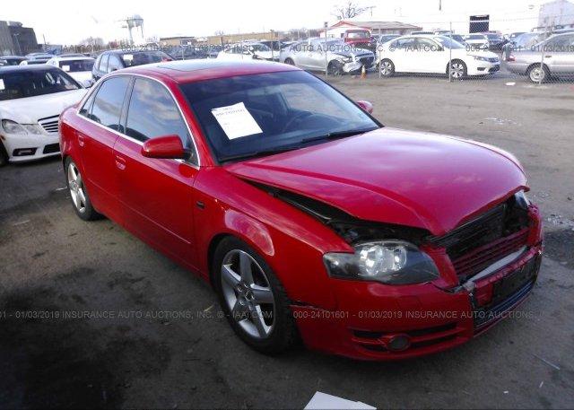 Inventory #754063252 2005 AUDI A4