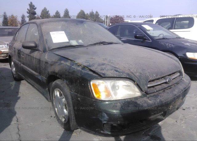 Inventory #134202190 2000 Subaru LEGACY