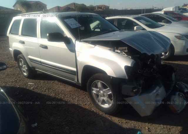 Inventory #161377911 2006 JEEP GRAND CHEROKEE