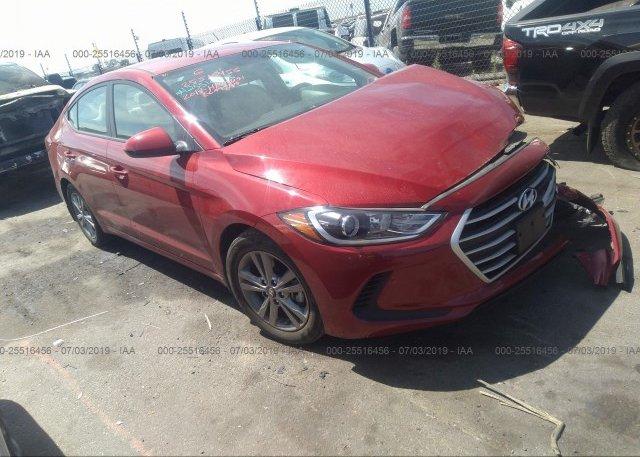 Inventory #345657810 2017 Hyundai ELANTRA
