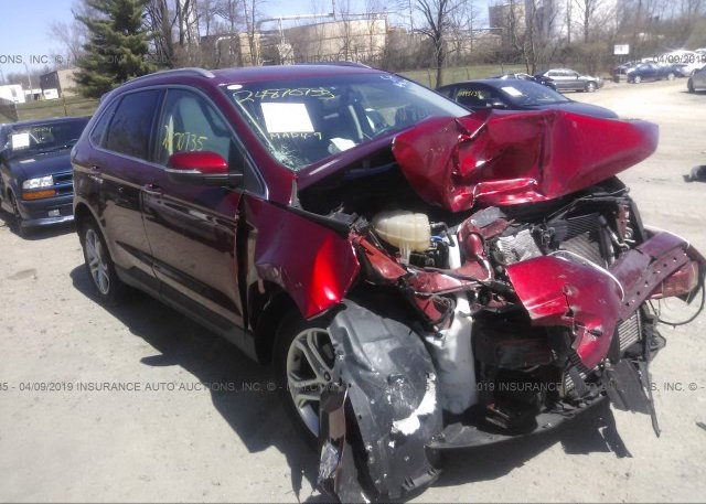 Inventory #311822729 2015 FORD EDGE