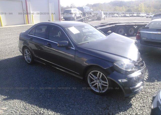 Inventory #514799324 2014 Mercedes-benz C