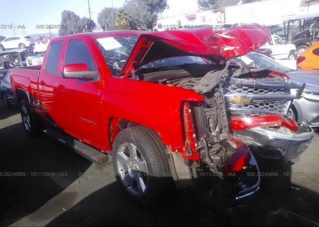 Inventory #119757659 2014 Chevrolet SILVERADO