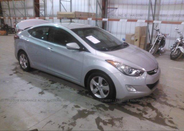 Inventory #375673143 2013 Hyundai ELANTRA
