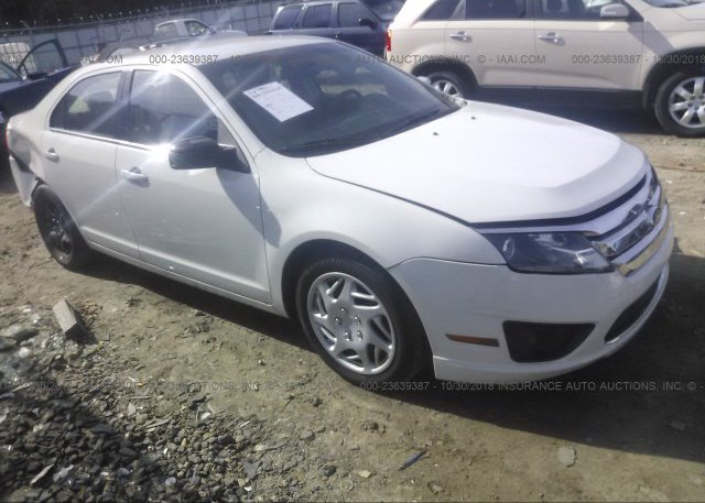 Inventory #742960392 2010 FORD FUSION