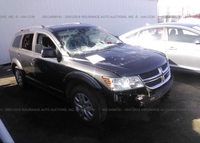 Inventory #614658457 2017 Dodge JOURNEY
