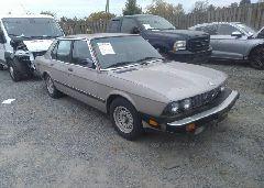 1985 BMW 528