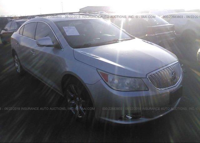 Inventory #105171156 2011 Buick LACROSSE