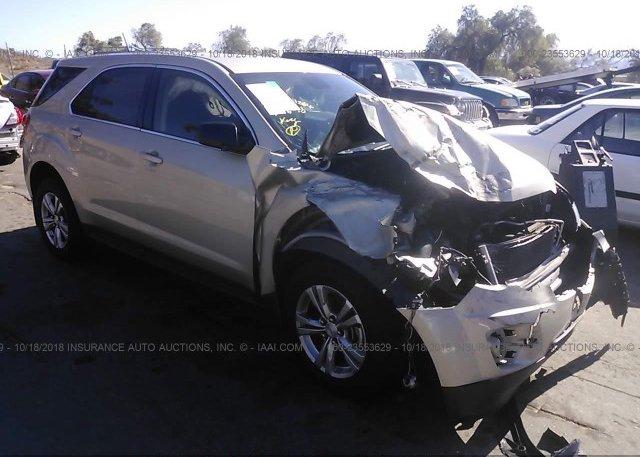Inventory #225940453 2015 Chevrolet EQUINOX