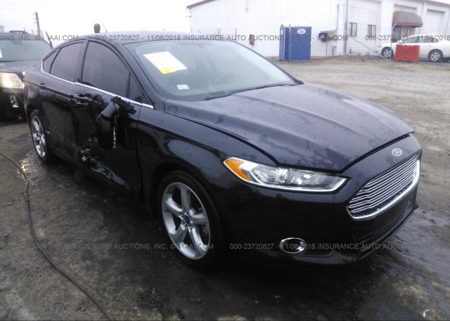 Inventory #114048123 2016 FORD FUSION