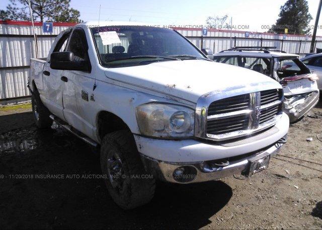 Inventory #328769900 2007 Dodge RAM 2500
