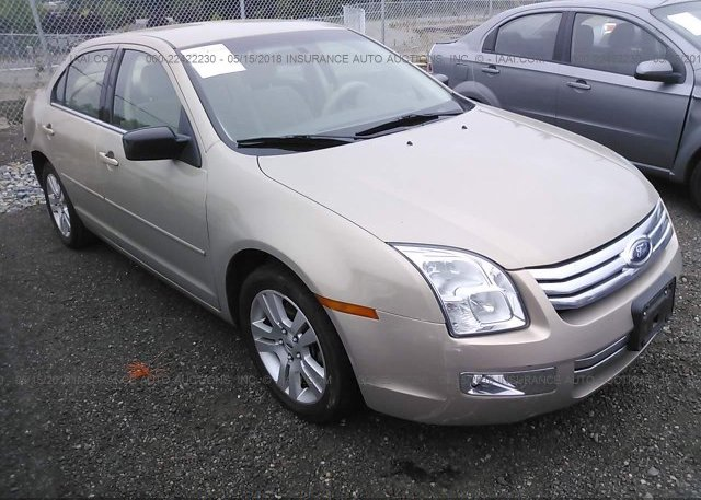 Inventory #252063833 2006 FORD FUSION
