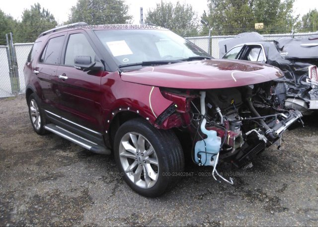 Inventory #531341283 2015 FORD EXPLORER