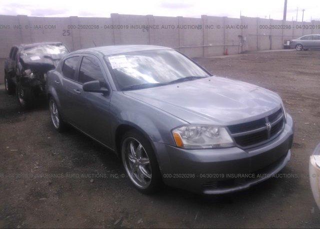 Inventory #749839053 2008 Dodge AVENGER