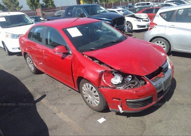 Inventory #799814903 2008 Volkswagen JETTA