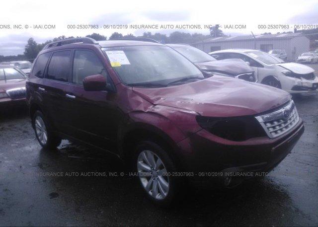 Inventory #474370510 2012 Subaru FORESTER
