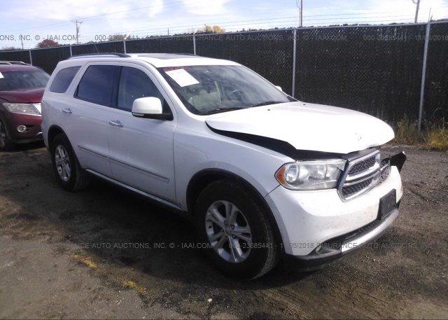 Inventory #638716140 2013 Dodge DURANGO