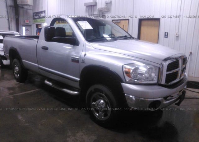 Inventory #403346907 2007 Dodge RAM 2500