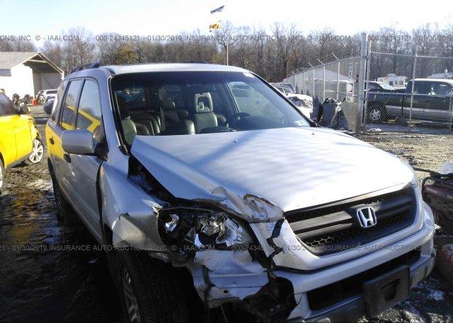 Inventory #939287543 2004 Honda PILOT