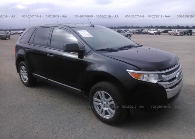 Inventory #669869862 2011 FORD EDGE