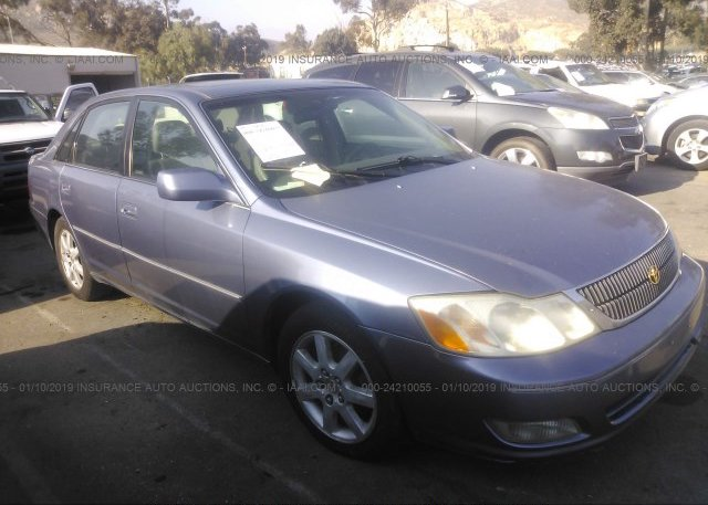 Inventory #137699271 2000 Toyota AVALON