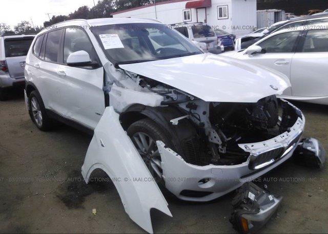Inventory #494402609 2017 BMW X3