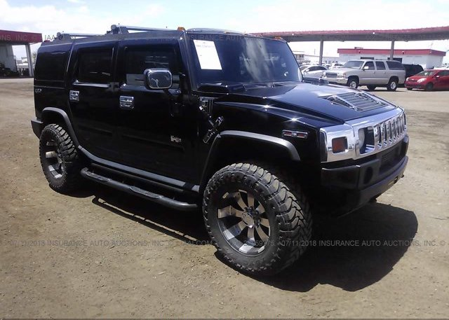 5grgn23u45h122488 Salvage Black Hummer H2 At Phoenix Az On Online