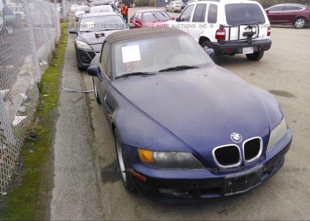 Inventory #776192426 1997 BMW Z3