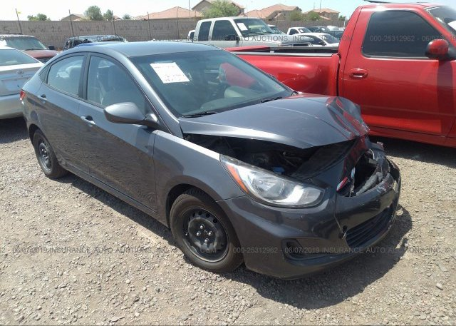Inventory #866505299 2013 Hyundai ACCENT