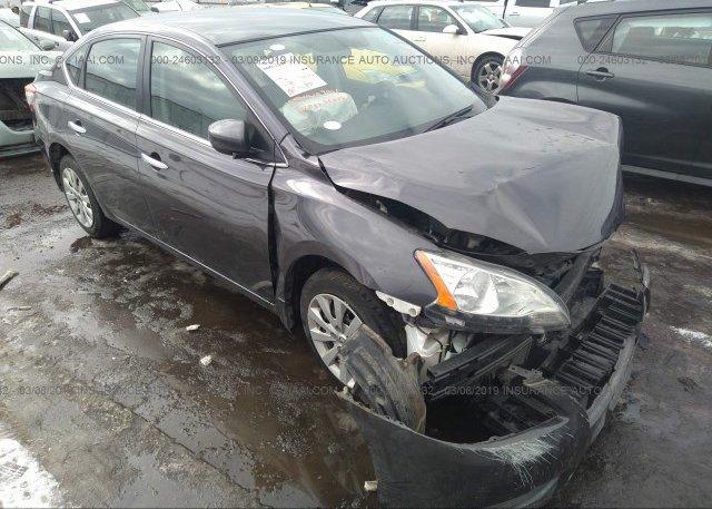 Inventory #944737208 2015 Nissan SENTRA