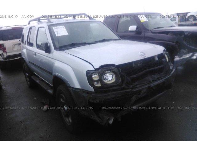 Inventory #422133755 2002 Nissan XTERRA