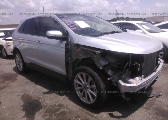 Inventory #595921821 2017 FORD EDGE