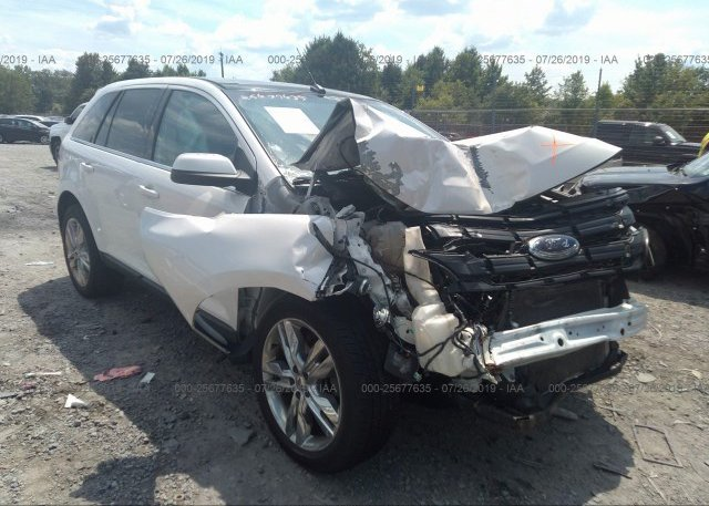 Inventory #681942776 2012 FORD EDGE