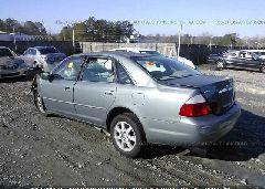 2003 Toyota AVALON - 4T1BF28B63U312387 [Angle] View