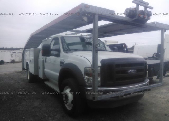 Inventory #422952912 2008 FORD F550