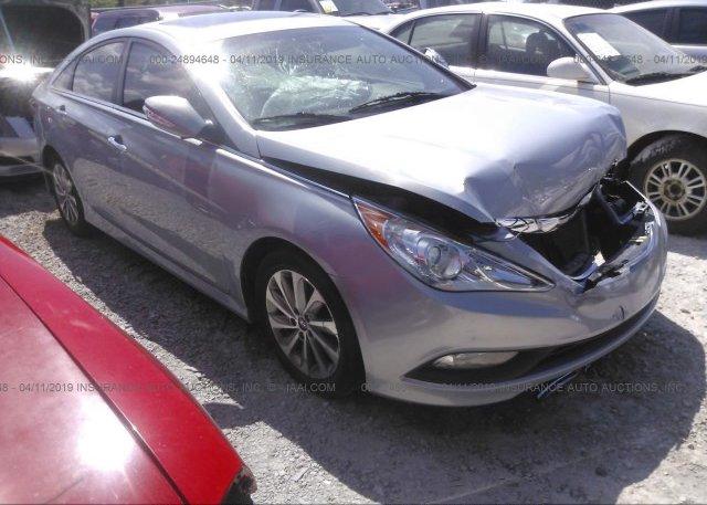 Inventory #677361720 2014 Hyundai SONATA