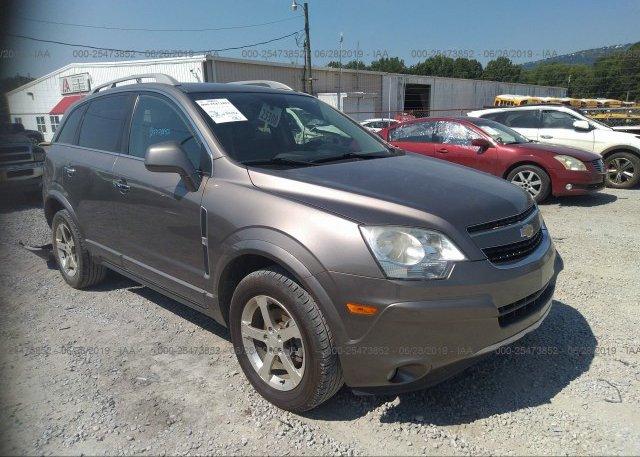 Inventory #320832247 2012 Chevrolet CAPTIVA
