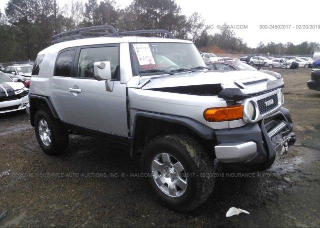 Inventory #129776662 2007 Toyota FJ CRUISER