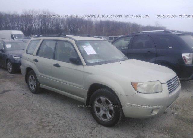Inventory #769828509 2006 Subaru FORESTER