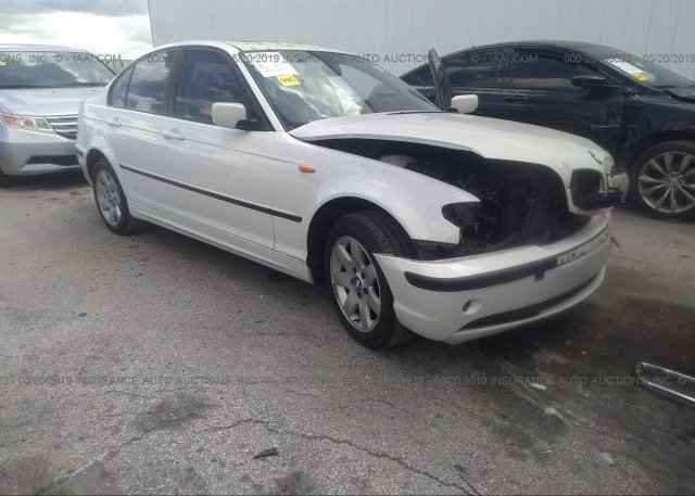 Inventory #757352281 2003 BMW 325