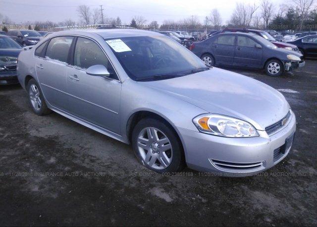 Inventory #588802901 2011 Chevrolet IMPALA