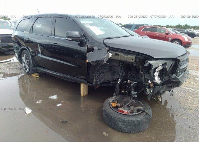 1C4SDHCT4CC216258 2012 Dodge DURANGO