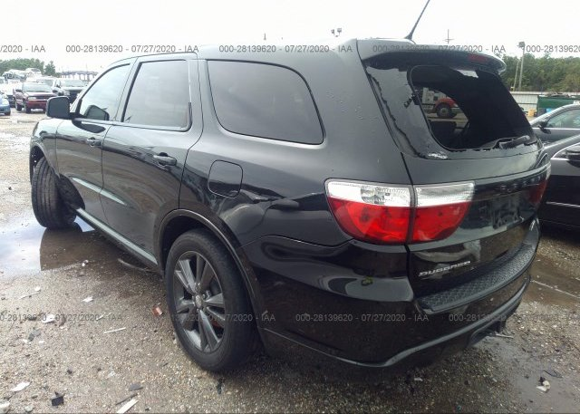 купить 2012 Dodge DURANGO 1C4SDHCT4CC216258